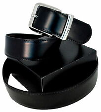 Cintura Uomo Calvin Klein 100% Pelle 110/125  Belt Men 100% Leather Black
