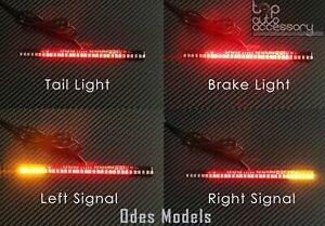 33-SMD LED Bar Brake Tail Light & Left/Right Turn Signal Lamp for Odes UTVs ATV