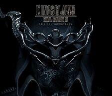 Kingsglaive Final Fa - Kingsglaive Final Fantasy 15 (Original Soundtrack) [New C