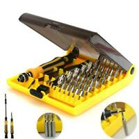 45 IN1 Multi Small Precision Hex Torx Star Mini Screwdriver Set Bits Repair Tool