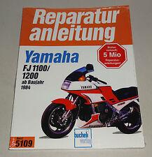Reparaturanleitung Yamaha  FJ 1100 / 1200 - ab 1984!