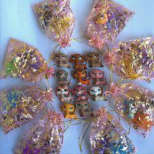 1 Dachshund Gog +5 Pets Littlest Pet Shop Random LPS Lot Surprise Gift