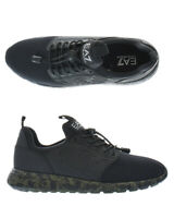Emporio Armani Ea7 Shoes Sneaker Man Black X8X009XK009 N140 Sz.6,5 MAKE OFFER