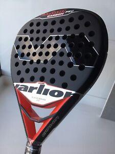 Pala De Padel Varlion Cañon Carbon Pro Black Series 2.0 (2021)