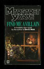 Find Me a Villain,Margaret Yorke