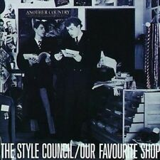 The Style Council - Our Favourite Shop Remastered 15 Track Version CD Album