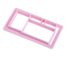 Rectangle Cookie Cutter Press Pastry Biscuit Cake Sugar Icing Top Mould 5 Sizes