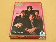 Beatles Memorabilia Puzzle The Beatles Schmidt Germany 1983 Ultra Rare