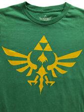 The Legend of Zelda Skyward Sword Nintendo Green T-Shirt Sz.S