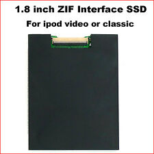 1.8 ZIF 64gb ssd Replace MK8022GAA 80GB Hard Disk Drive HDD For ipod classic