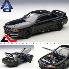 AUTOART 89280 1:18 NISSAN SKYLINE GT-R (R32) AUSTRALIAN BATHURST RACE BLACK