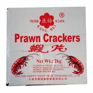 KANG MEI PRAWN CRACKERS - 2KG