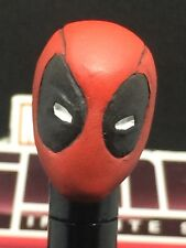MARVEL LEGENDS CUSTOM PAINTED DEADPOOL 1:12 HEAD CAST