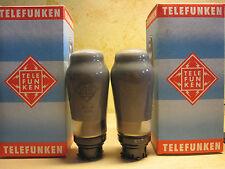 2 AL 4 TELEFUNKEN DRP Röhre TEST 15mA (10mA=100%) POWER ELA AMPLIFIER 1940's