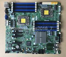 Super X8DT6-F Double Serveur Carte Mère VGA et com LGA1366 chipset Intel 5520