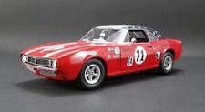 ACME 1967 Chevrolet Camaro #71 Chargin' Cherokee Joei Chitwood - Daytona 1/18