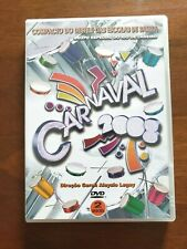 CARNAVAL 2008  Rio DeJaneiro  2 DVDS   English, Portugues, Spanish