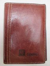 -AUTHENTIQUE porte-CB  cuir  GAZFIO/Brepols   TBEG vintage