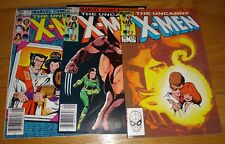 X-Men # 172,173,174 Wolverine Story Phoneix 8.0-9.0