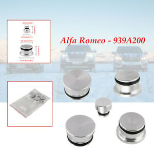 Car 12.5*8.2CM Tuning Parts Intake plug Knob Cylinder Screw Fit for Alfa Romeo