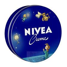 [NIVEA] TALES Creme Blue Tin Lotion 60ml GERMANY (LIMITED Mia Fairy Tidy Up)