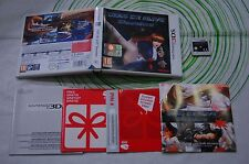 DEAD OR ALIVE DIMENSIONS nintendo 3ds pal
