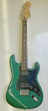 Squier by Fender Double Fat Strat Stratocaster Humbucker Pickups & Tremolo Z98