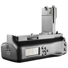 Aputure LCD Batería Grip/Cámara empuñadura BP-E6 II Canon EOS 5D Mark II