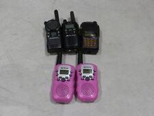 5* RETEVIS BAOFENG MOTOROLA XTRA TALK RADIOS T-388 UV-6R LXT600PA CLS1410