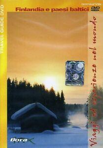 Finlandia e Paesi Baltici DVD BORAX ENTERTAINMENT