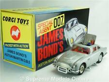 CORGI CC04204 James Bond Aston Martin DB5 modello auto argento GOLDFINGER 1:43 K8Q