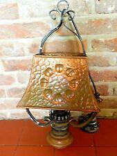Splendido Vintage 20th c in rame decorata Design Luce da soffitto Outdoor