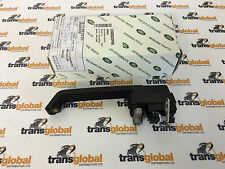 Land Rover Defender Front Right Hand RHS Door Handle - Genuine LR - CXB000020PMA