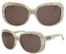 Ralph Lauren Damen Sonnenbrille RL8087 5335/73 58mm beige weiß butterfly 26 41
