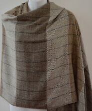 Cashmere Scarf Shawl Pashmina Soft Wool Winter Warm Wrap 200x70cm Nepal EU4003
