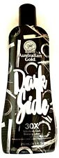 Australian Gold Dark Side 30X Relentlessly Dark Bronzing Tanning Lotion