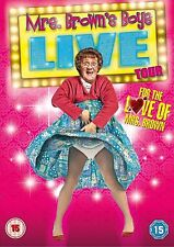 Mrs Brown's Boys Live Tour - For The Love of Mrs Brown (DVD, 2013) - NEW SEALED