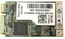 DELL wireless 1505 Draft 802.11n WLAN Card BCM94321MC - MX846 DW1505 BCM4321