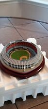 Danbury Mint American Baseball Stadiums Fulton County Stadium Atlanta Braves