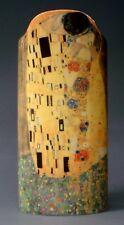 """Vaso da museo """" GUSTAV KLIMT IL BACIO - The """" Designer TAVOLO NUOVO"""