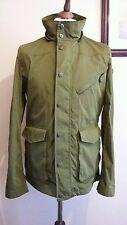 Adhoc utilidad Sportswear chaqueta verde Talla M RRP - £ 175