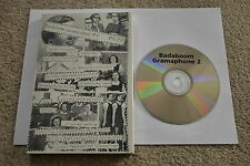 * Badaboom Gramophone #2 w/CD * Azusa Plane Peter Kotik My Demesne Kirk Laktas