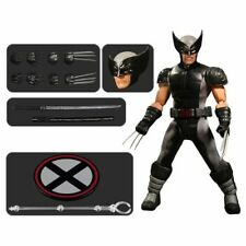Mezco Toys One 12 Collective Marvel X-force Wolverine Action Figure