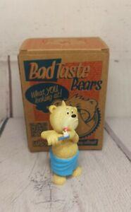 Bad Taste Bears Collectors Figurine - Basil
