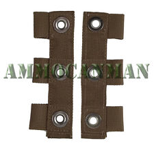 New Modular Tactical Vest Adapters  (40 Pack)
