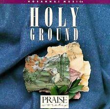 Holy Ground by Praise & Worship (CD, Oct-1994, Hosanna! Music)
