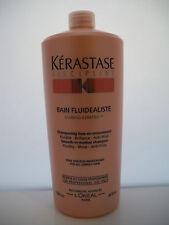 Kerastase discipline bain fluidealiste 1000 ml all hair free shipping to usa
