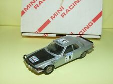 MERCEDES 450 SLC RALLYE BANDANA 1979 MIKKOLA RACING 43 1:43 KIT