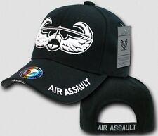 US Air Assault Hubschrauber Army Helicopter Cap Baseball Mütze