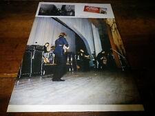 LES BEATLES - Mini poster couleurs 2 !!!!!!!!!!!!!!!